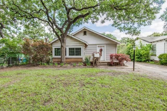 5036 Morris Avenue, Fort Worth, TX 76103 (MLS #14599780) :: Keller Williams Realty