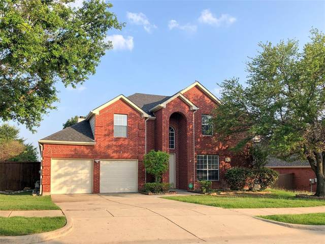 153 Kilmichael Drive, Coppell, TX 75019 (MLS #14599787) :: Real Estate By Design