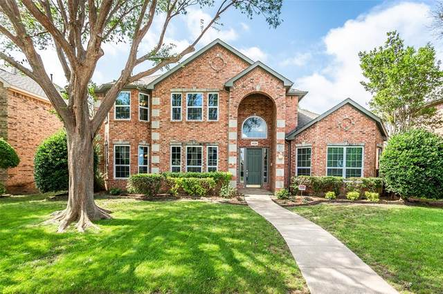 4220 Deerhurst Drive, Plano, TX 75093 (MLS #14599800) :: The Mike Farish Group