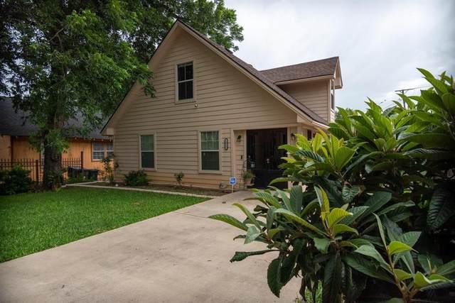 1815 Denver Avenue, Fort Worth, TX 76164 (MLS #14599811) :: Keller Williams Realty