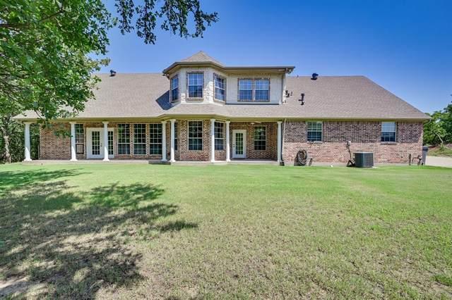 145 County Road 2254, Valley View, TX 76272 (MLS #14599820) :: VIVO Realty