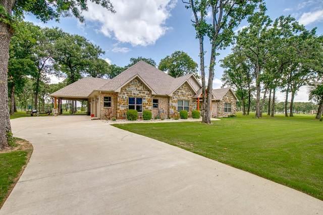 18128 Briarwood Drive, Kemp, TX 75143 (MLS #14599827) :: The Hornburg Real Estate Group