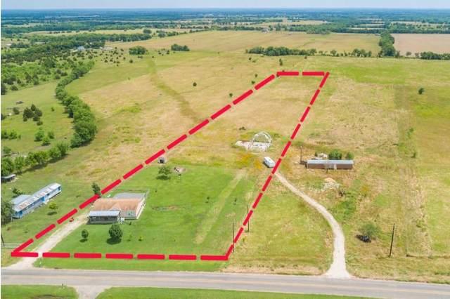 2665 Farm Road 2068, Klondike, TX 75448 (MLS #14599832) :: Real Estate By Design