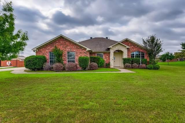 124 Shumard Drive, Aledo, TX 76008 (MLS #14599834) :: Potts Realty Group