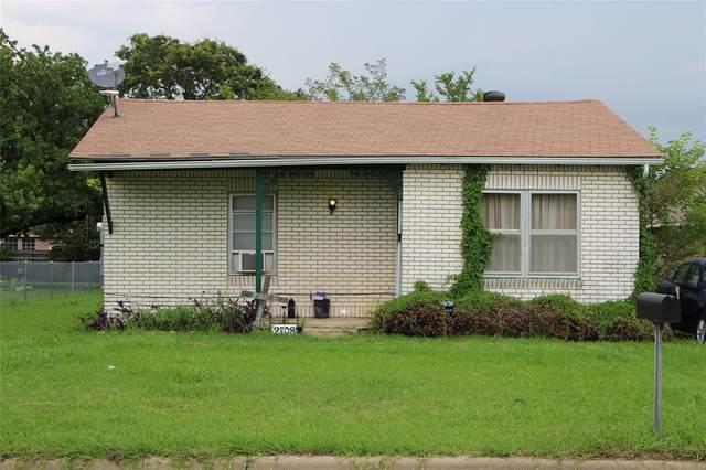 2708 Seagoville Road, Seagoville, TX 75159 (MLS #14599850) :: Keller Williams Realty