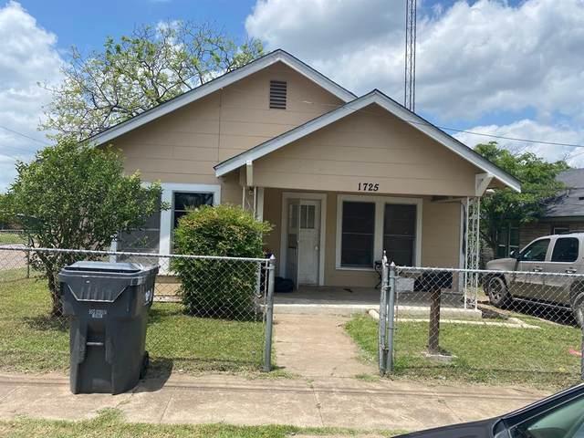 1725 Mcferrin Avenue, Waco, TX 76708 (MLS #14599862) :: Real Estate By Design