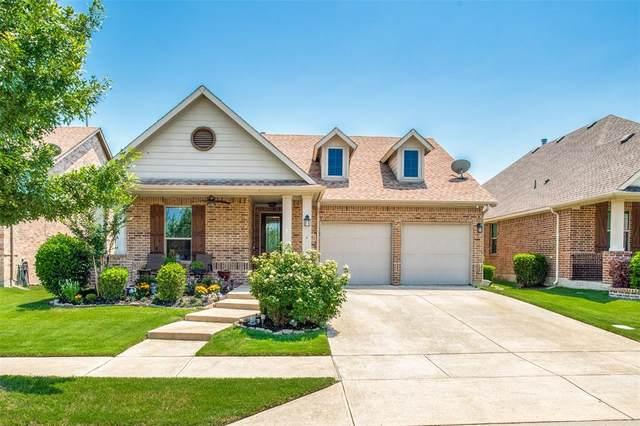 1405 Isabella Lane, Savannah, TX 76227 (MLS #14599868) :: EXIT Realty Elite