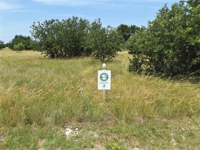 Lot 2 Laredo Drive, Possum Kingdom Lake, TX 76449 (MLS #14599889) :: Robbins Real Estate Group