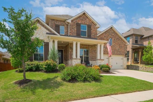 1316 Bluebell Avenue, Lantana, TX 76226 (MLS #14599890) :: Team Hodnett