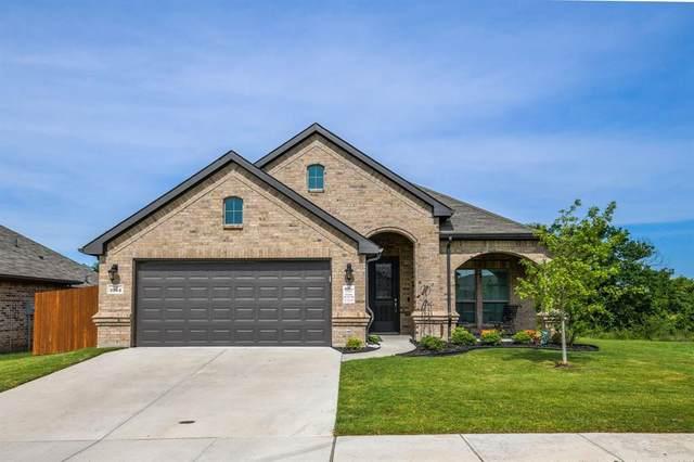 2564 Doe Run, Weatherford, TX 76087 (MLS #14599910) :: Real Estate By Design