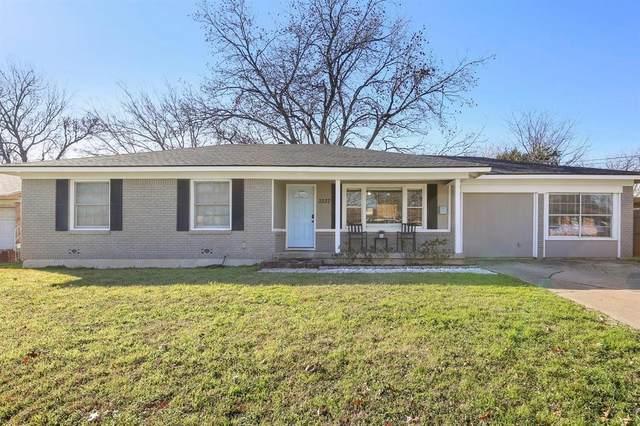 3337 Kingsbury Avenue, Richland Hills, TX 76118 (MLS #14599929) :: EXIT Realty Elite
