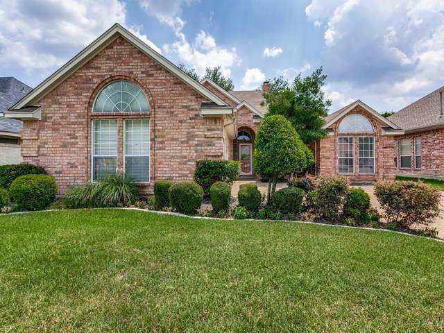 6202 Brenhaven Road, Arlington, TX 76017 (MLS #14599930) :: The Mauelshagen Group