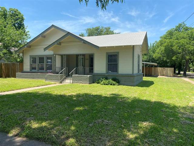 702 Williams Avenue, Cleburne, TX 76033 (MLS #14599931) :: Real Estate By Design