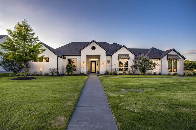 2081 Willow Bend Court, Prosper, TX 75078 (MLS #14599935) :: VIVO Realty