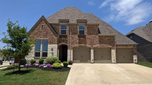 9024 Violet Drive, Lantana, TX 76226 (MLS #14599957) :: The Krissy Mireles Team