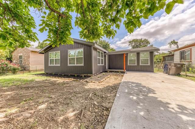4217 Fraizer Avenue, Fort Worth, TX 76115 (MLS #14599970) :: Keller Williams Realty