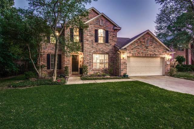 1701 Arrow Wood Drive, Flower Mound, TX 75028 (MLS #14599972) :: The Good Home Team
