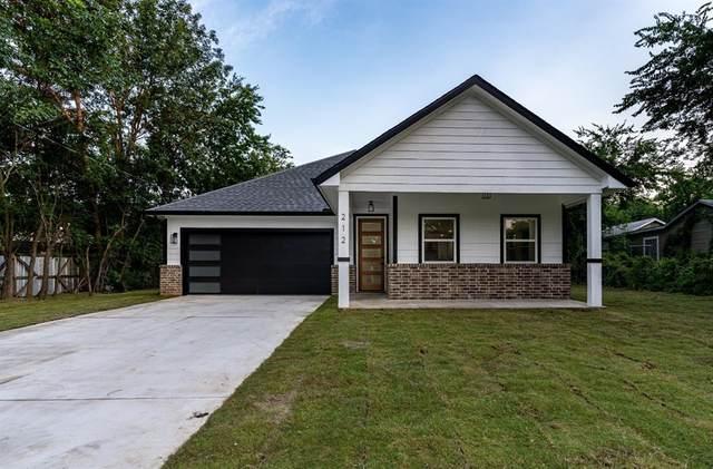 212 California Street E, Sulphur Springs, TX 75482 (MLS #14599973) :: Real Estate By Design