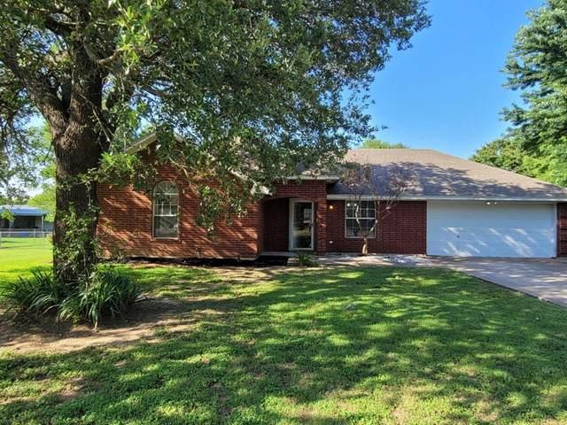 715 Cherry Lane, Springtown, TX 76082 (MLS #14599981) :: The Hornburg Real Estate Group