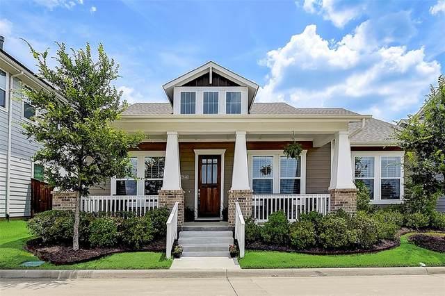 2846 Lotus Street, Carrollton, TX 75007 (MLS #14599982) :: All Cities USA Realty
