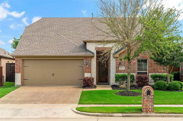 4413 Forest Cove Drive, Mckinney, TX 75071 (MLS #14599987) :: VIVO Realty