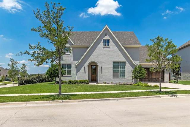 727 Rosewood Place, Aledo, TX 76008 (MLS #14599999) :: Maegan Brest | Keller Williams Realty