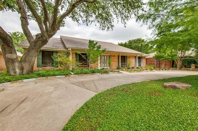 605 Bellah Drive, Irving, TX 75062 (MLS #14600002) :: Rafter H Realty