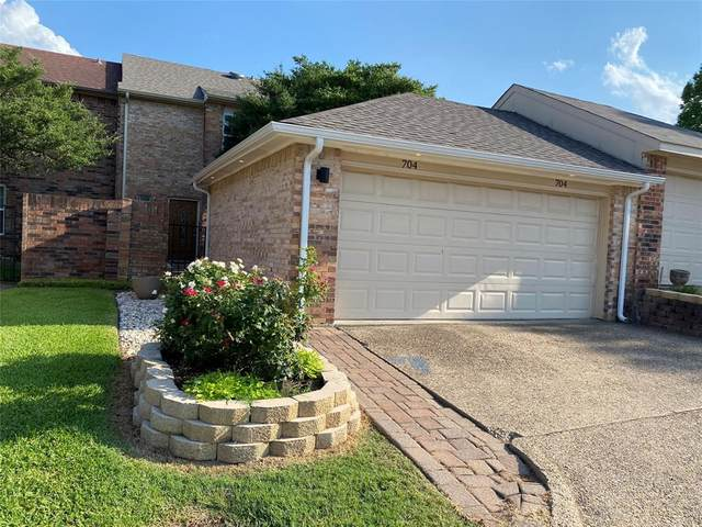 704 Pebble Beach Drive, Garland, TX 75043 (MLS #14600012) :: Real Estate By Design