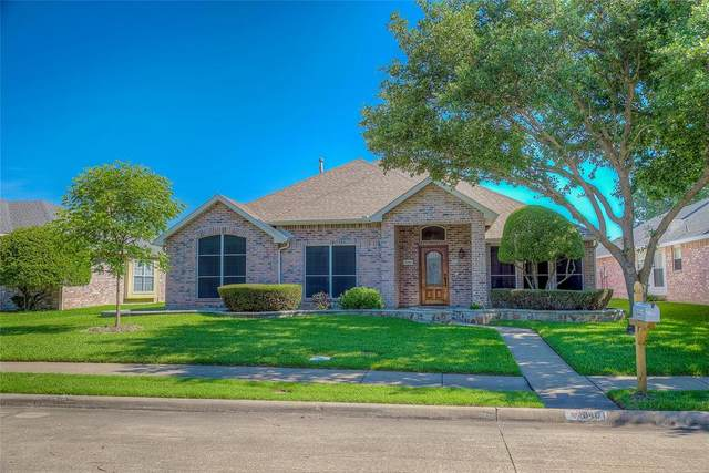 8401 Circleview Street, Rowlett, TX 75088 (MLS #14600015) :: 1st Choice Realty