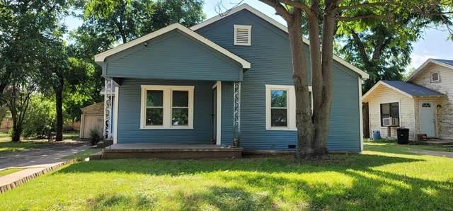1618 Chestnut Street, Abilene, TX 79602 (MLS #14600016) :: RE/MAX Pinnacle Group REALTORS