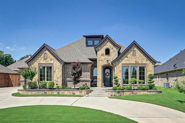 1103 Greenhill Trail, Mansfield, TX 76063 (MLS #14600027) :: Craig Properties Group