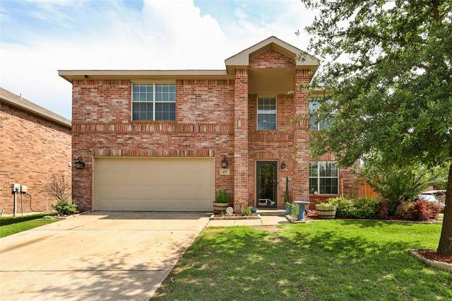 437 Lead Creek Drive, Fort Worth, TX 76131 (MLS #14600037) :: Robbins Real Estate Group