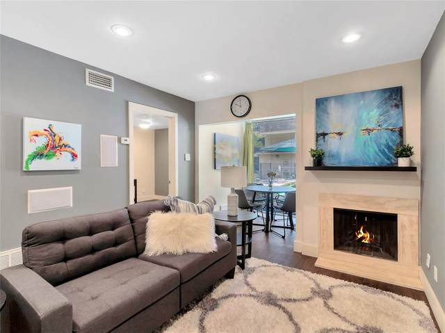 4044 Buena Vista Street #115, Dallas, TX 75204 (MLS #14600043) :: Jones-Papadopoulos & Co