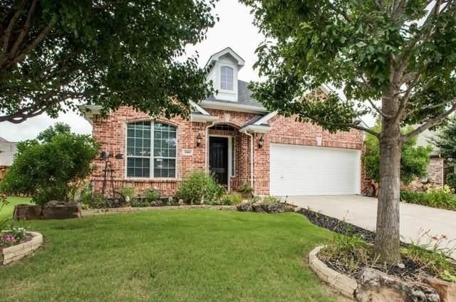 2468 Chesterwood Drive, Little Elm, TX 75068 (MLS #14600047) :: The Mauelshagen Group