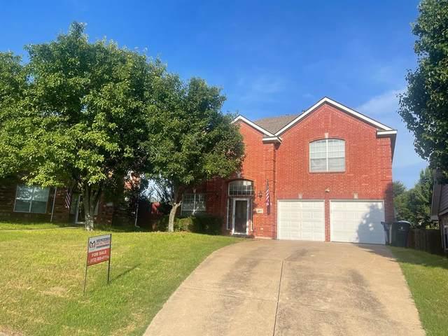 5014 Remington Drive, Garland, TX 75044 (MLS #14600050) :: Rafter H Realty