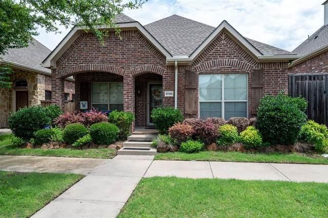9740 Boyton Canyon Road, Frisco, TX 75035 (MLS #14600052) :: 1st Choice Realty