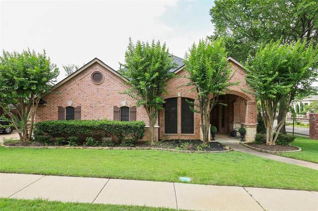 4701 Lakewood Drive, Colleyville, TX 76034 (MLS #14600057) :: The Chad Smith Team
