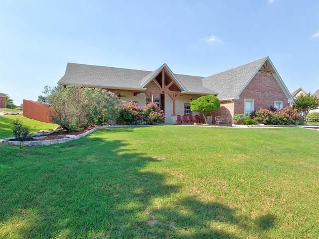 2210 Tanton Sound Court, Granbury, TX 76049 (MLS #14600069) :: Potts Realty Group