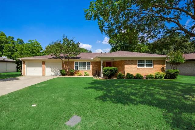 116 Juniper Street, Mansfield, TX 76063 (MLS #14600084) :: Craig Properties Group