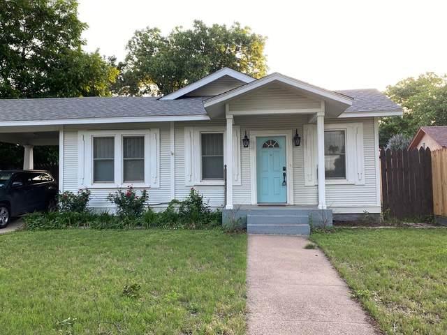 1034 Amarillo Street, Abilene, TX 79602 (MLS #14600086) :: The Juli Black Team