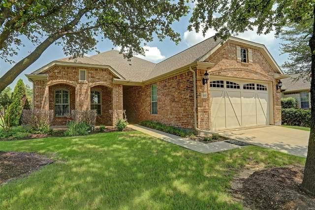 426 Pebble Beach Drive, Frisco, TX 75036 (MLS #14600091) :: Robbins Real Estate Group