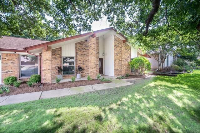 3413 Wayland Drive, Fort Worth, TX 76133 (MLS #14600097) :: The Krissy Mireles Team