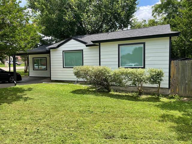 5301 Odell Drive, Fort Worth, TX 76115 (MLS #14600115) :: Rafter H Realty