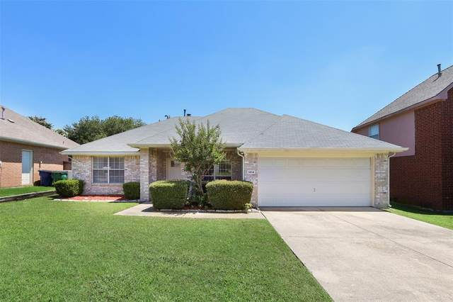 1414 Meadowbrook Drive, Mckinney, TX 75069 (MLS #14600117) :: Real Estate By Design