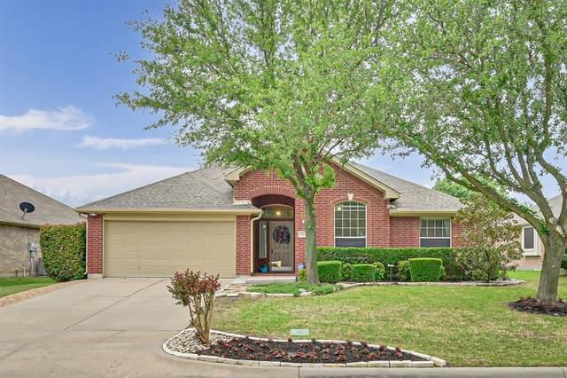 707 San Antonio Trail, Mansfield, TX 76063 (MLS #14600144) :: EXIT Realty Elite