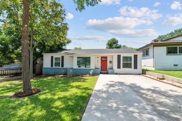 3805 Lafayette Avenue, Fort Worth, TX 76107 (MLS #14600152) :: The Chad Smith Team