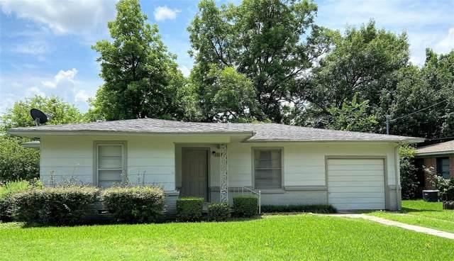 1020 Tyler, Gainesville, TX 76240 (MLS #14600153) :: VIVO Realty
