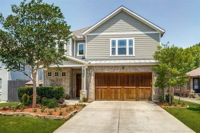 6107 Victor Street, Dallas, TX 75214 (MLS #14600156) :: Robbins Real Estate Group