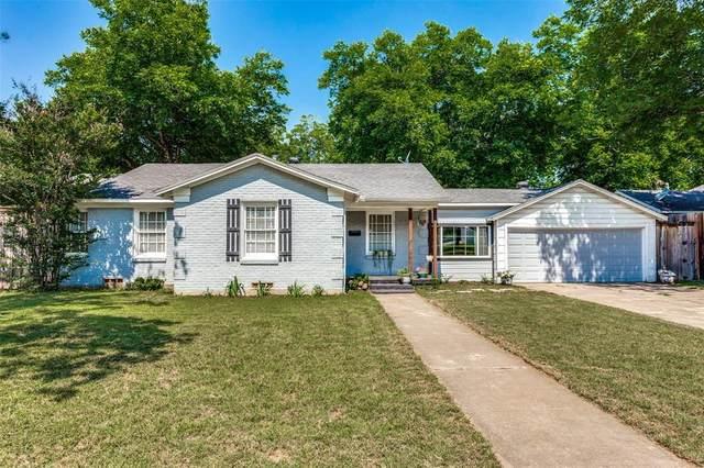 917 Bonnie Brae Avenue, Fort Worth, TX 76111 (MLS #14600158) :: Jones-Papadopoulos & Co
