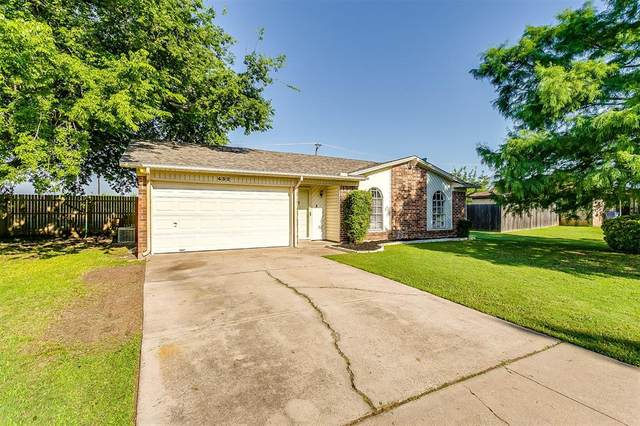 432 White Oak Lane, Burleson, TX 76028 (MLS #14600164) :: Jones-Papadopoulos & Co